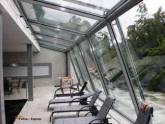 Sonnenschutzfolien zur Innenverlegung von Folien Express