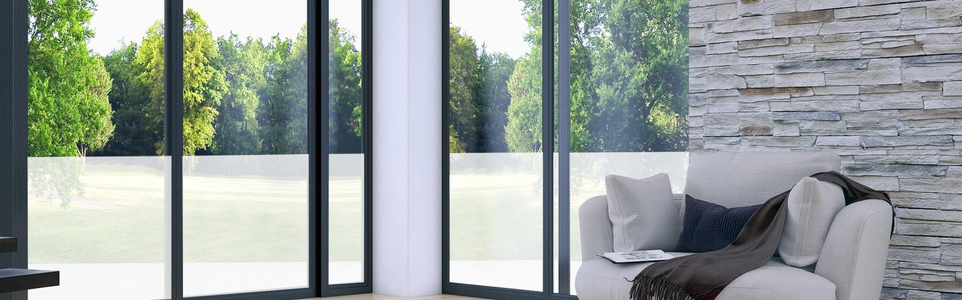 Sichtschutzfolien Glasdekorfolien Folien Express Dietlikon